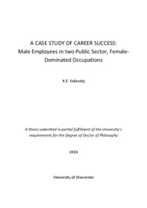 Case study dissertation female administrators